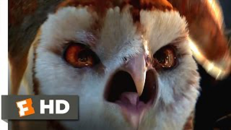Legend of the Guardians (2010) - Soaring to Safety Scene (3/10) | Movieclips