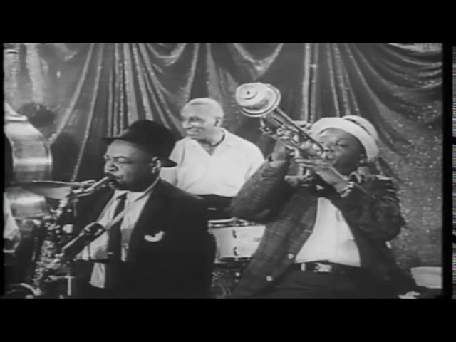 Coleman Hawkins Roy Eldridge - After Hours - LIVE!