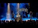 Krisiun Black Force Domain live Lyon 6 11 2016