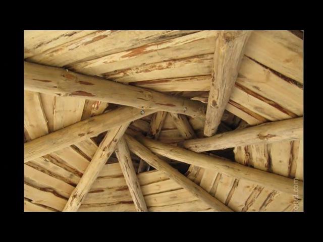 Ресипрокальные системы крыш - что такое самоопирающаяся конструкция купола кровли