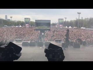 Пика (live) May Day 2017 - Патимейкер