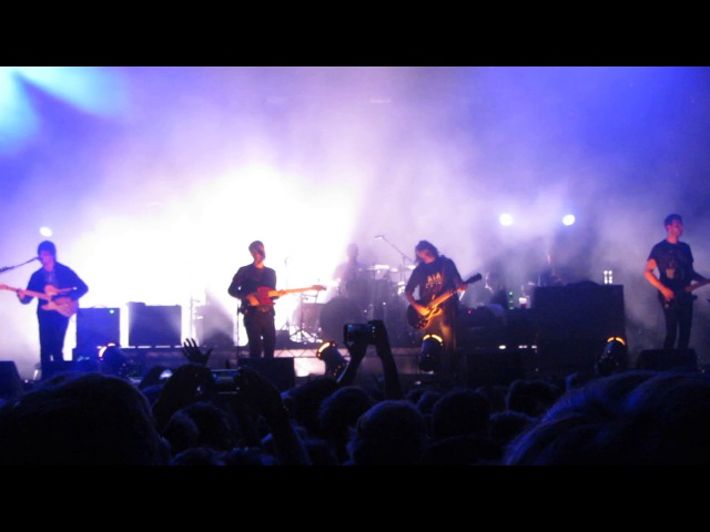 The Maccabees - Spit It Out Live @ Alexandra Palace