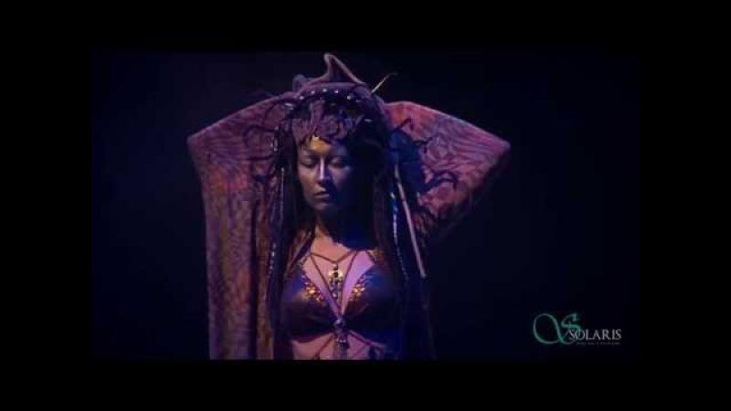 MEDUSA GORGONA | Anastasia Minashkina | SOLARIS Tribal Show | 2016