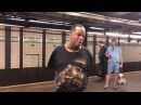 Subway Performer Mike Yung Unchained Melody 23rd Street Viral Sensation