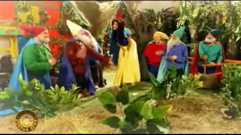 Белоснежка и семь гномов сказка для взрослых.