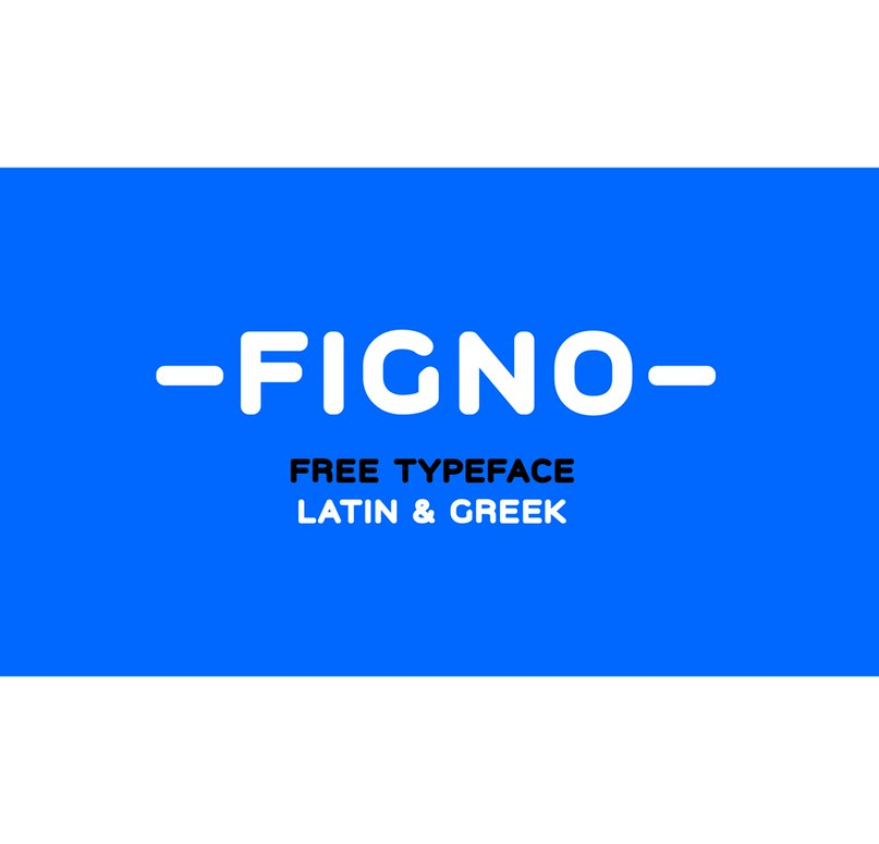 Download Figno font (typeface)