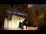 Franz Liszt Consolation №3  Ференц Лист Утешение 09.11.2016 БГФ