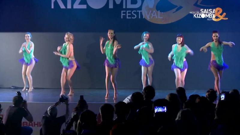 MSKFest 2017 - 2mambo (Russia)
