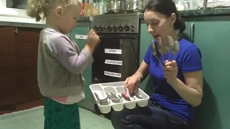 Warrios in the kitchen
