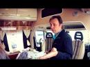 Кемпер - дом на колесах на базе Фиат Дукато на Московском Тюнинг Шоу [Fiat Ducato Camper]