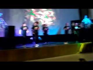 Танцы без границ. Сборная 1