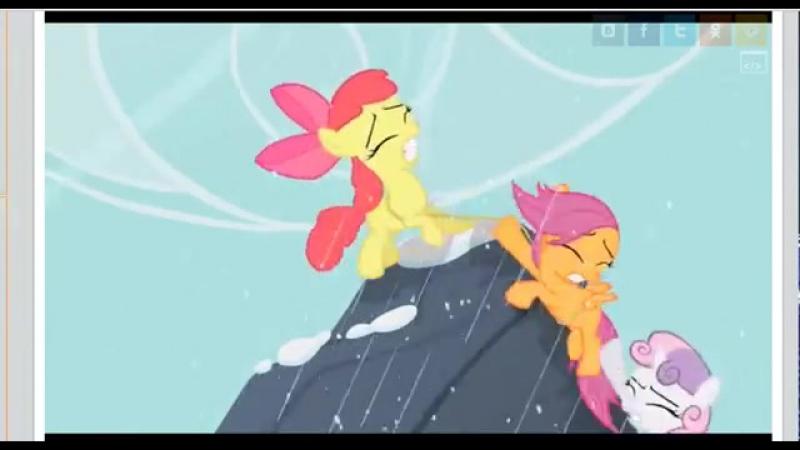 Мой маленький пони: Дружба это чудо 1 сезон 18 серия ( Музыка )