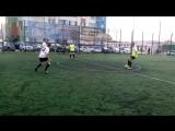 Двухсторонка Fifa белые 25 желтые (Гол от штанги, стеночка)
