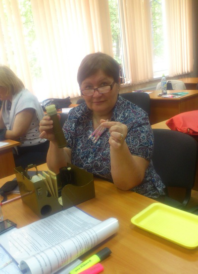 Людмила Чиркунова