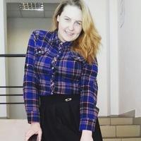 Анкета Иришка Кувшинова