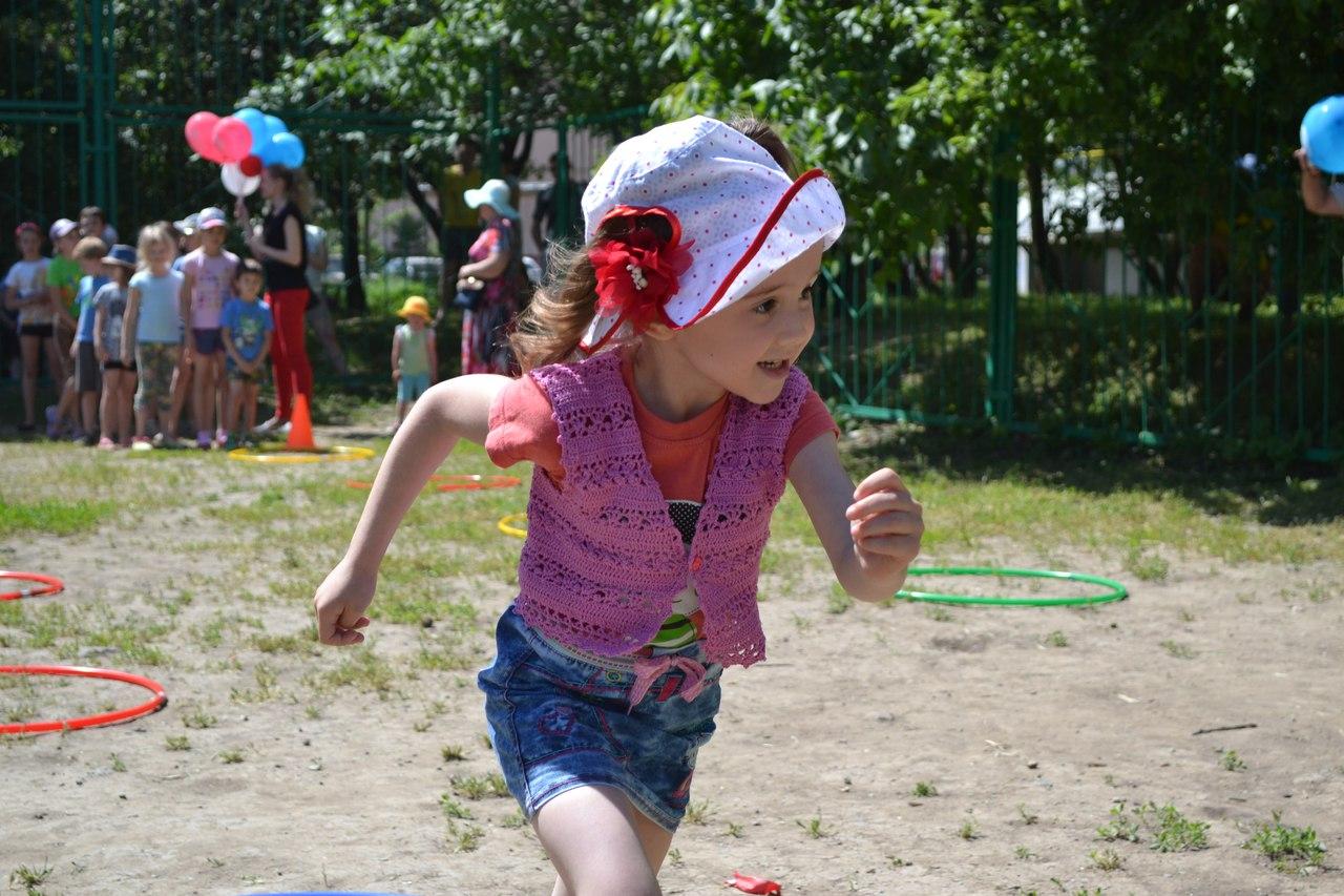 В Таганроге прошли спортивные праздники среди детей и подростков