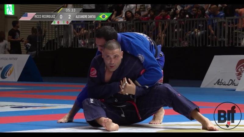 Ricco Rodriguez vs Alexandre Dantas TokyoGS
