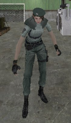 Need help fixing player model - Models, Skins, and Animations - No