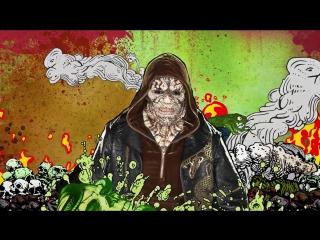 Отряд самоубийц | Дублированный промо-ролик с Убийцей Кроком