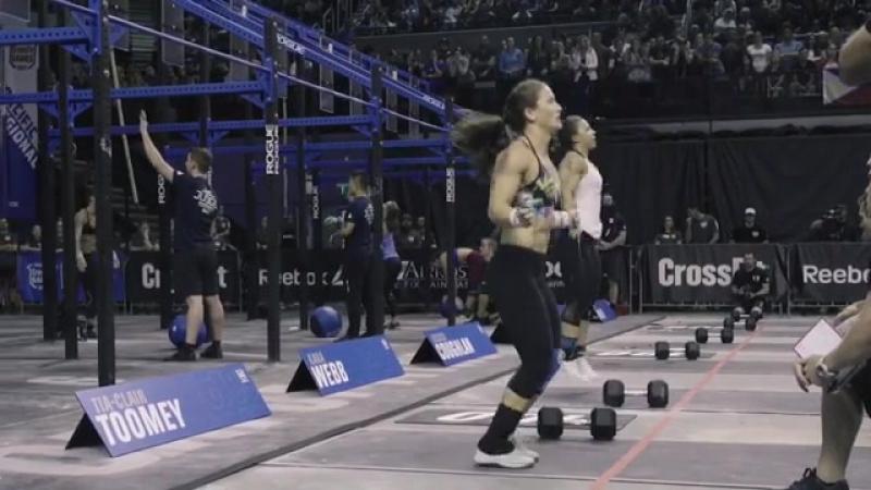 Kara Webb vs. Tia Clair-Toomey