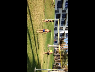 Играю в волейбол на Кипре 🔝