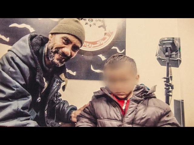 Ливия: тунисские дети ждут возвращения на родину