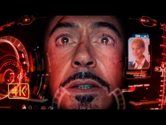 Тони Старк спасает Нью-Йорк от ядерной бомбы жертвуя собой. Мстители