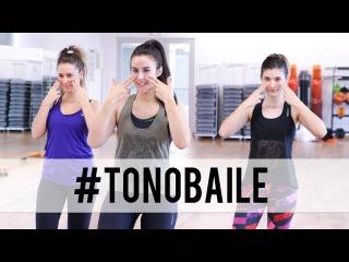 Tonobaile 16   Eliminar grasa con 9 pasos de baile
