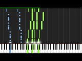 Protectors of the Earth - Two Steps From Hell Piano Tutorial My Little Piano Channel