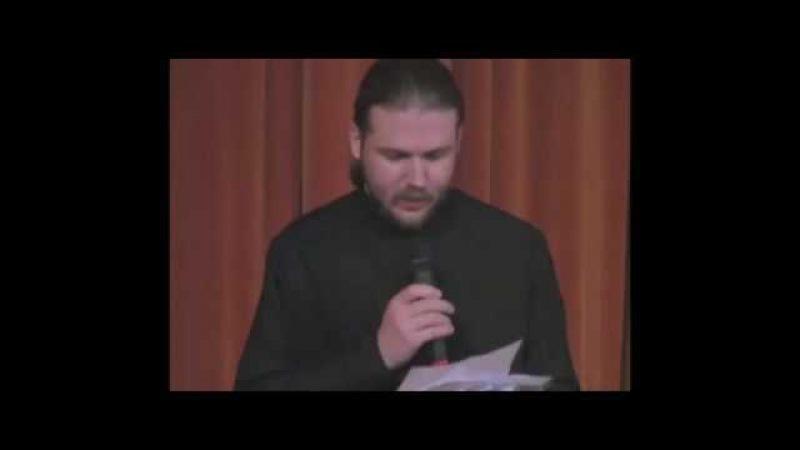 Сошествие Святого Духа единожды в истории Христианства. (отрывок из лекции)