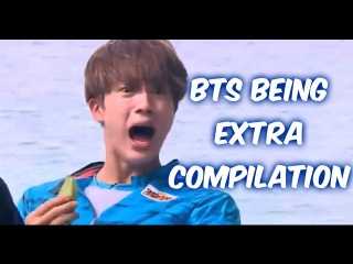 BTS Being Extra Compilation!!