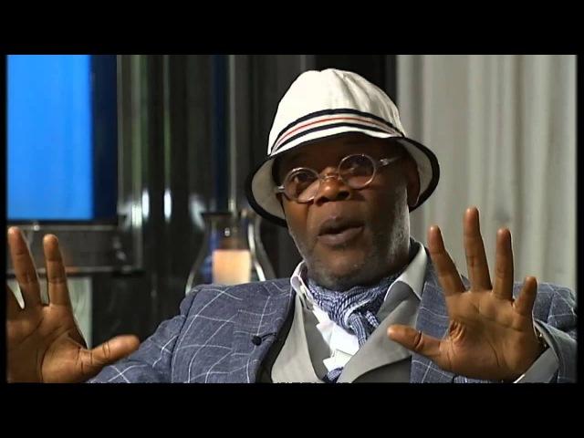 Samuel L. Jackson interview | Channel 4 News