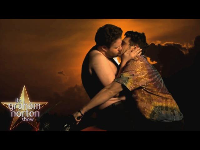 Seth Rogen On Kanye's Reaction to Bound 2 Parody - The Graham Norton Show