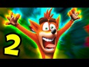 THIS WAS A MISTAKE Crash Bandicoot NSane Trilogy - Part 2