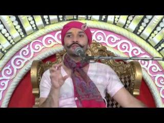 Shree Hita Guru Purnima Mahotsava Part 1 By Shree Hita Ambrish Ji in Hisar, Haryana.