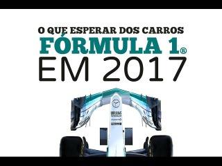 As Primeiras Impressões dos CARROS de 2017 da FÓRMULA 1® | BOTECO F1 AO VIVO