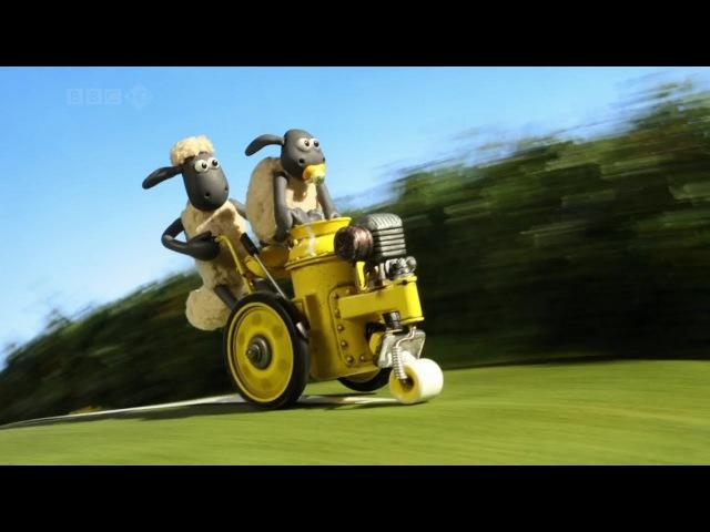 Барашек Шон 2 сезон 1 часть Shaun the Sheep 2 season 1 part