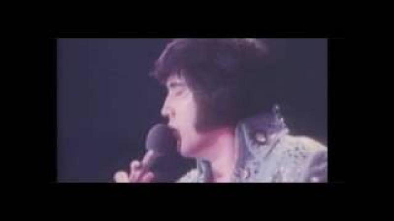 Elvis How great thou art 1972 (very impressive)