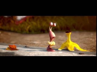 Мультик Мультфильм для детей 0+ Смешной мультик про УЛИТОК