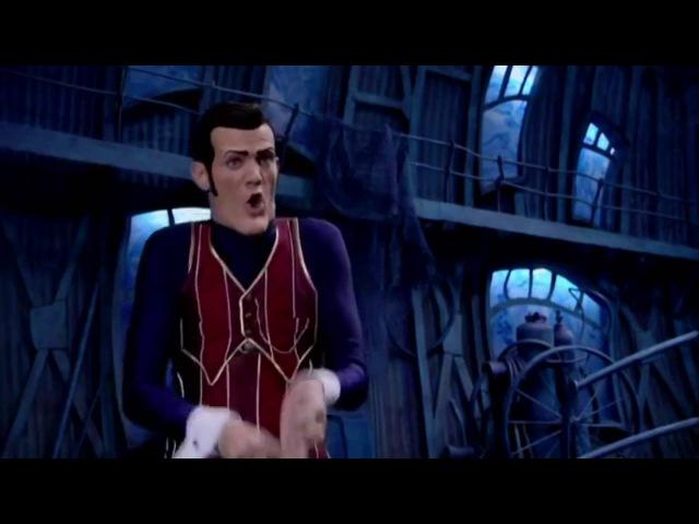 Robbie gets SPICY (original)
