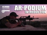 FAB Defense AR-PDIUM AR-15 Bi-Pod Introduction w/ DoubleTapper