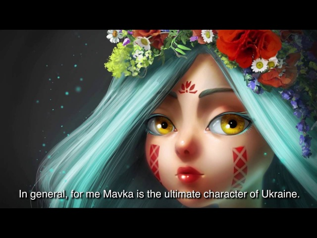 Mavka The Forest Song Work in Progress