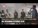 Kodak Black 21 Savage Lil Uzi Vert Lil Yachty Denzel Curry's 2016 XXL Freshmen Cypher