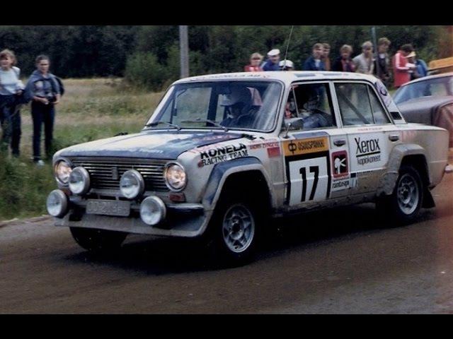 Ралли Советский фильм про гонщиков