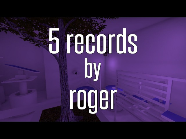 CS:GO - 5 records by roger