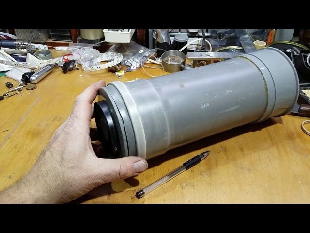 Реверсивная рекуперативная система вентиляции своими руками
