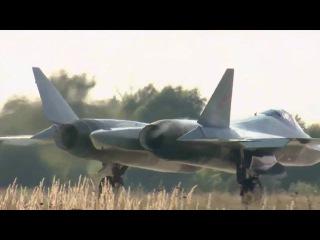 ПАК ФА Т-50 Высший пилотаж