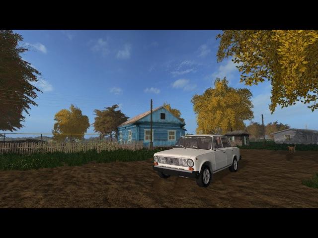 Farming Simulator 17 Обзор мода ''SEASONS MASTER''