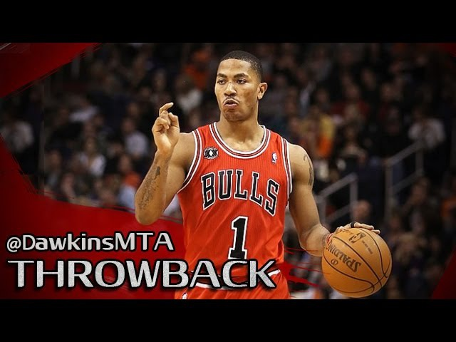 Derrick Rose Full Highlights 2010.11.24 at Suns - 35 Pts, 12 Rebs, 7 Assists!