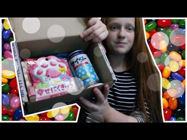 ЯПОНСКИЕ СЛАДОСТИ Пробую Вкусняшки Новая Посылка с сайта Jcandy.ru / Japanese Candy unboxin